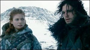 Dans quelle série apparaissent Jon et Ygrid ?