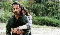 Dans quelle série apparaissent Rick et Lori ?