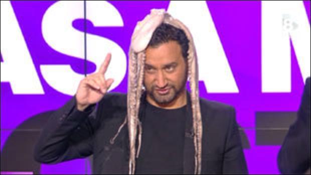 Qu'aime bien se mettre sur la tête Cyril, comme le poulpe par exemple ?