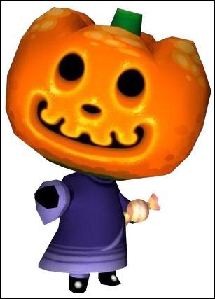 Il vous demande d'être son sujet pour Halloween mais quel est son nom mystérieux ?