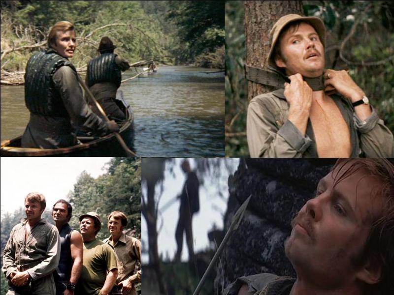 C'est un film dramatique et d'aventures. Il a été réalisé par John Boorman.Jon Voight, Burt Reynolds, Ned Beatty, Ronny Cox… font partie de la distribution. Quatre Citadins décident de descendre une rivière pour la dernière fois. C'est hommage à le vallée qui va disparaître et une quête personnelle pour chacun d'entre eux ! Quel est ce film ?