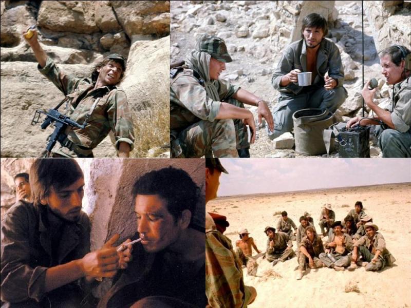 Ce film est un drame français et un film historique. Il a été réalisé par René Vautier.Philippe Léotard, Alexandre Arcady, Hamid Djellouli… font partie de la distribution. Peu après un combat, c'est une plongée dans les contradictions de la guerre d'Algérie et de l'âme humaine. Ce film a été très critiqué à sa sortie et encore actuellement ! Quel est ce film ?
