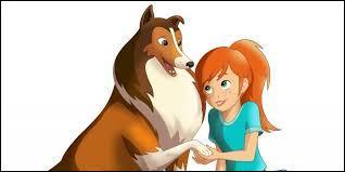 Quel est le nom de cette chienne au grand cœur ?