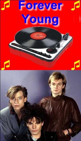 Quel est le nom de ce groupe des années 80 ?