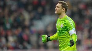 Quel est le prénom de Neuer ?