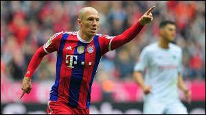 Quel est le prénom de Robben ?