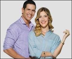 Dans la saison 3, à la fin des épisodes, Angie et Germán :