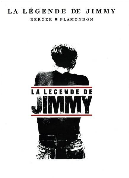 """""""La Légende de Jimmy"""" est un opéra-rock écrit par Michel Berger et Luc Plamandon. De quel Jimmy légendaire, décédé dans les années 50, était-il question ?"""