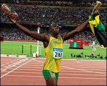 """Quel sportif, trois fois médaillé d'or aux JO de Pékin en 2008, a dit en parlant de lui-même """"Je suis une légende vivante, dites-le partout"""" ?"""