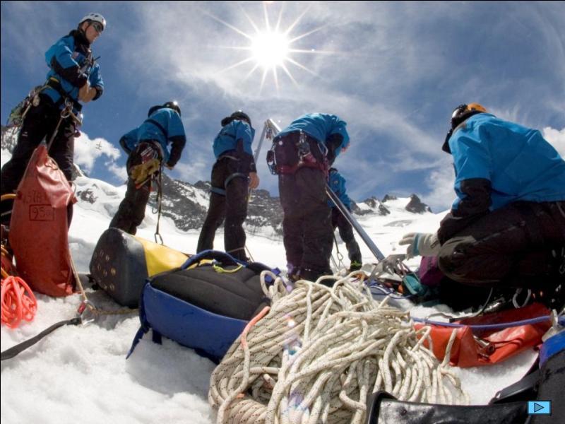 Quelle est cette unité d'élite de la Police nationale, participant depuis 1948, aux secours en montagne ?