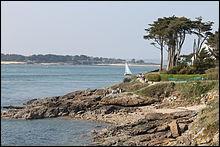 """La """"petite mer"""" dans une langue régionale française."""