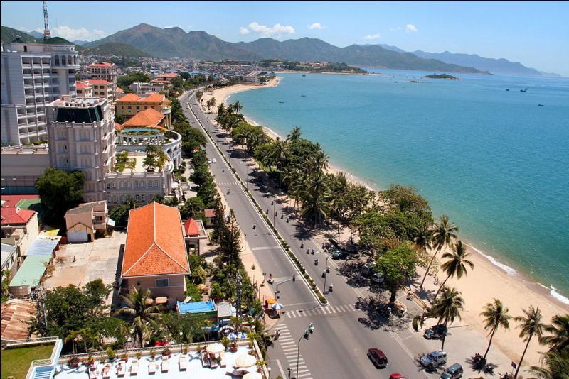 L'une des plus belles baies du Vietnam...
