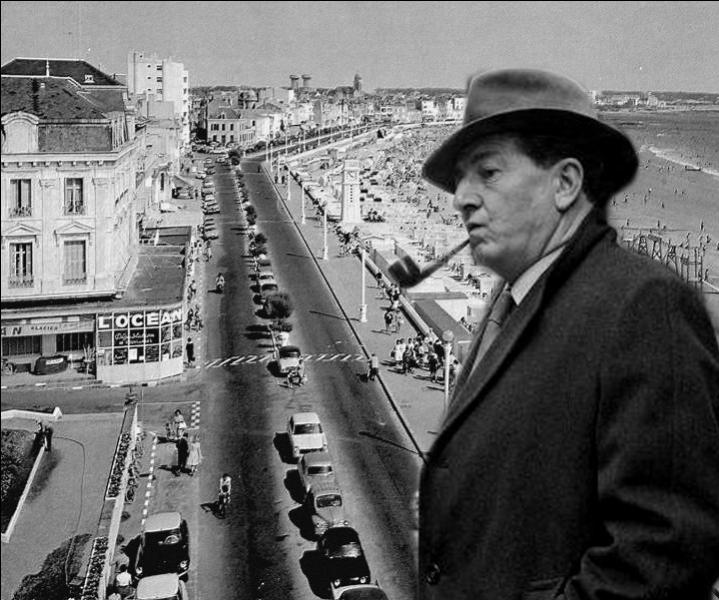 Dans quel roman de Simenon, Maigret mène-t-il son enquête dans la station balnéaire vendéenne des Sables d'Olonne ?