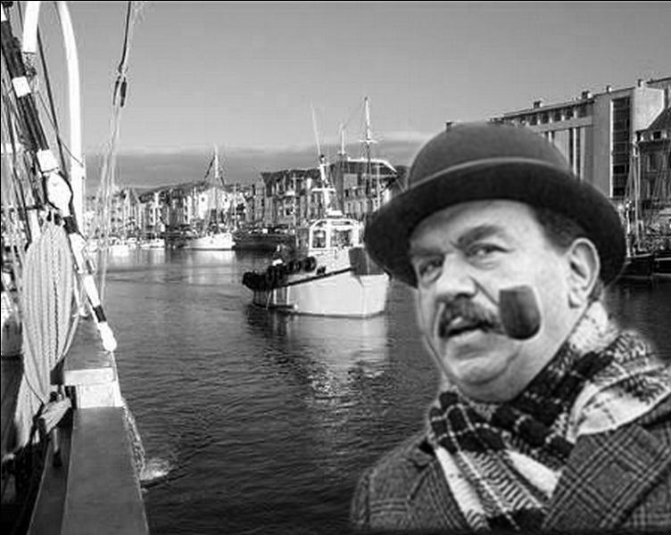 Le capitaine du chalutier l'Océan, a été découvert étranglé, dans un bassin du port de Fécamp. Informé par un ancien ami de l'affaire, Maigret devra prouver l'innocence du jeune télégraphiste du chalutier, le suspect n°1...
