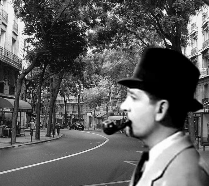 Une voyante est assassinée à Paris, rue Caulaincourt. Le commissaire dans cette enquête est contrarié par le juge d'instruction qui n'apprécie pas sa tactique...