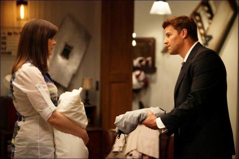 Bones - Booth et Brennan - Le couple