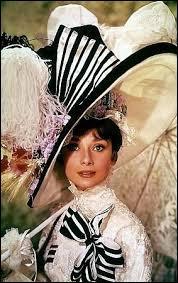 """En 1964, quelle actrice britannique est l'héroïne du film """"My Fair Lady"""" ?"""