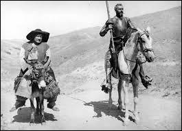 """Quel est le nom du cheval qui a joué dans """"Don Quichotte"""" ?"""