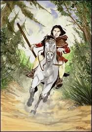 """Quel est le nom du cheval qui a joué dans """"L'Assassin royal"""" ?"""