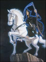 """Quel est le nom du cheval qui a joué dans """"Les Annales du Disque-Monde"""" ?"""