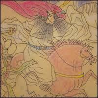 """Quel est le nom du cheval qui a joué dans """"Chroniques des Trois Royaumes"""" ?"""