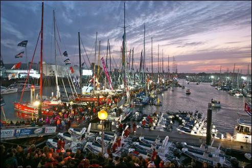 Principale ville de la Côte de Lumière, station balnéaire, port de pêche, de commerce et de plaisance, elle accueille le Vendée Globe tous les quatre ans. C'est...