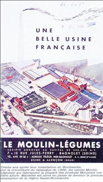 """1932 - À qui revient le génie commercial de cet ustensile de cuisine devenu incontournable, appelé """"moulin-légumes"""", ancêtre de la société Moulinex ?"""