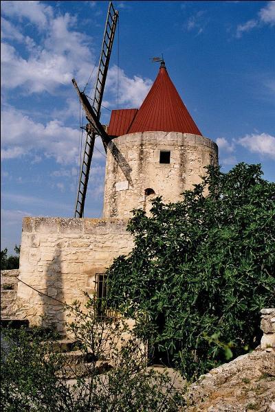 Quel personnage légendaire et littéraire associeriez-vous à la notoriété du moulin de Fontvielle ?