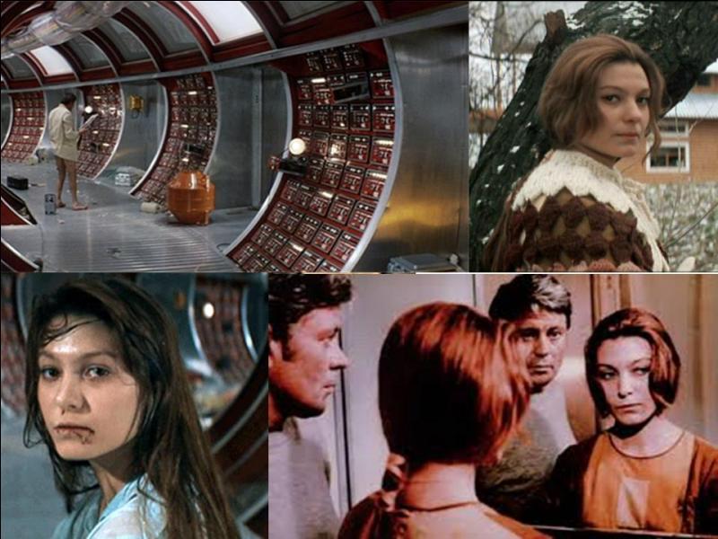 C'est un film de science-fiction soviétique. Il a été réalisé par Andreï Tarkovski.Natalia Bondartchouk, Donatas Banionis, Jüri Järvet… font partie de distribution.Un scientifique répond à un appel de détresse d'une station orbitale installée autour d'une planète. Il sera confronté à son passé en retrouvant sa bien-aimée qui s'est suicidé ! Quel est ce film ?