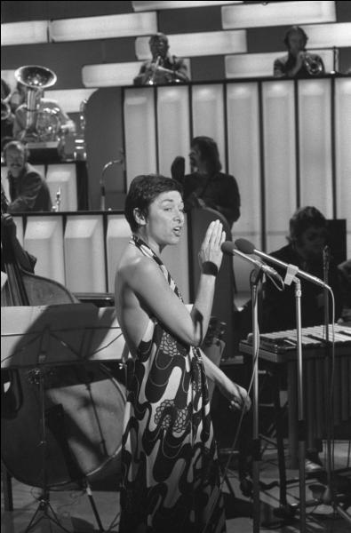 Qui était cette chanteuse ?