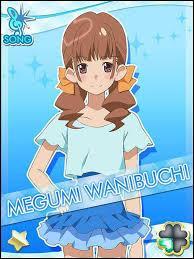À quelle génération appartient Megumi ?