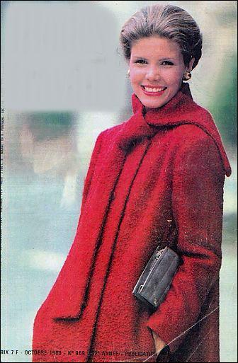 Quel est ce magazine de mode créé en 1944, destiné, à l'origine, à la femme au foyer ?