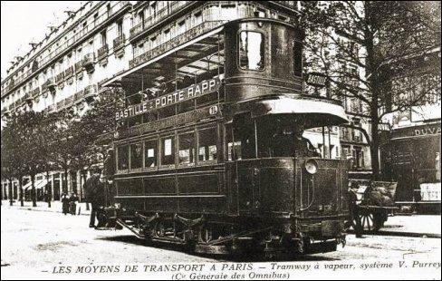 Quel est ce mode de transport des années 1900, redevenu à la mode, et dont la ville de Grenoble a inauguré la dernière ligne en 2014 ?