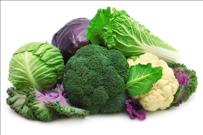 A quelle mode pensez-vous en voyant ces légumes ?