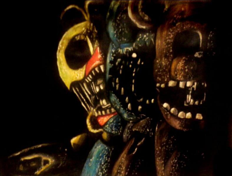 Qui est Golden Freddy ?