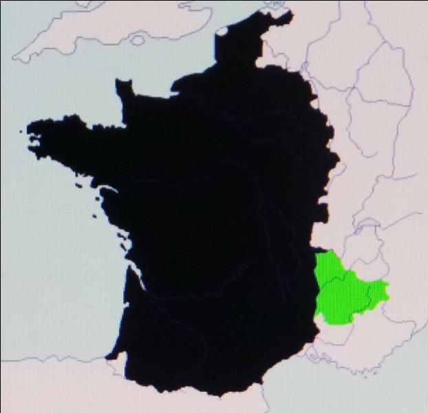 En 1349, la France acquiert le Dauphiné. Attribué en apanage à l'héritier du trône, celui-ci à compter de cette date porte le titre de