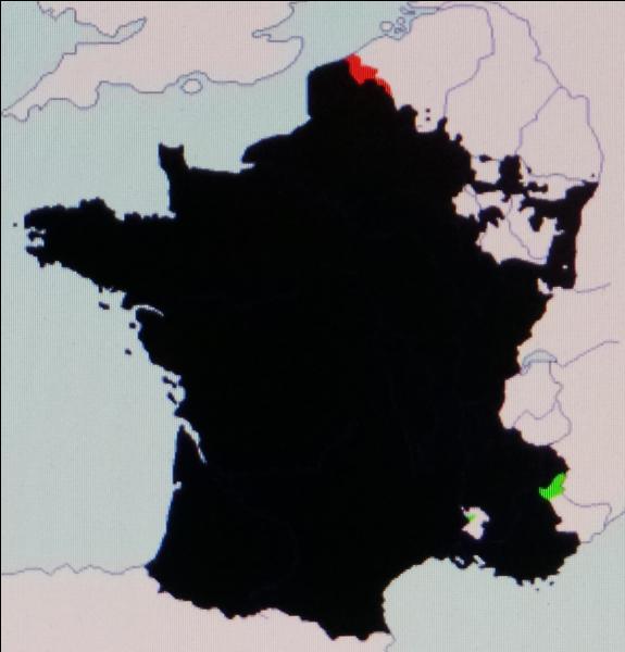 Aux traités d'Utrecht de 1713, Louis XIV obtient l'annexion