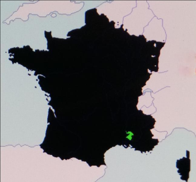 En 1791, l'enclave que possède la papauté dans le territoire français est annexée. Il s'agit