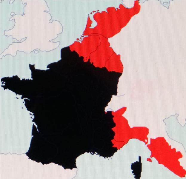 En 1814, Napoléon Ier est contraint à l'abdication. Pour la France, c'est