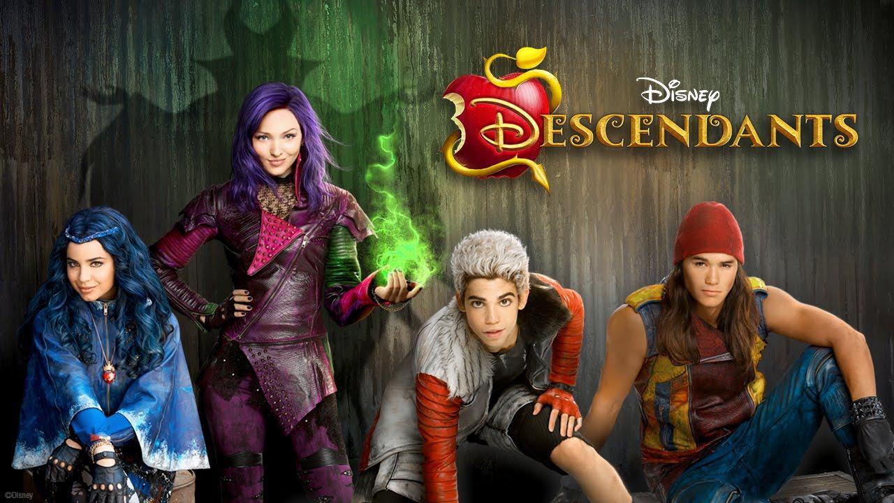 Les acteurs de 'Descendants'