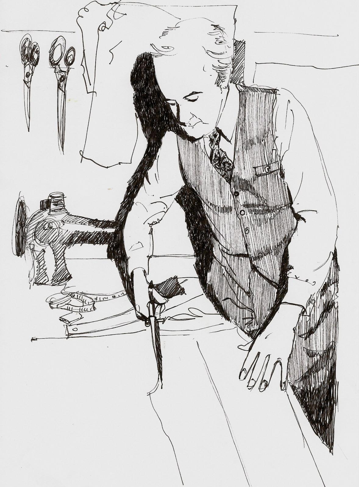 Les grands couturiers français