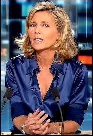 Quelle présentatrice des informations a présenté son dernier journal sur TF1 en septembre 2015 ?