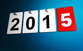 Un petit bilan de l'année 2015 !