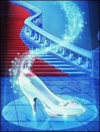 Le soulier de cette princesse lui a échappé...