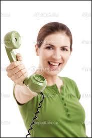 Quel est le premier mot qu'on prononce en décrochant le téléphone ?