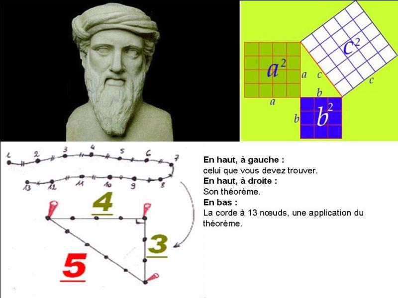 Ce grand homme était un réformateur religieux, mathématicien (qui a certainement ennuyé des millions d'élèves), philosophe et thaumaturge. Il n'a jamais rien écrit. Donc on peut douter qu'il soit le créateur de cette citation, Qui est-il ?« Les amis sont des compagnons de voyage, qui nous aident à avancer sur le chemin d'une vie plus heureuse ».