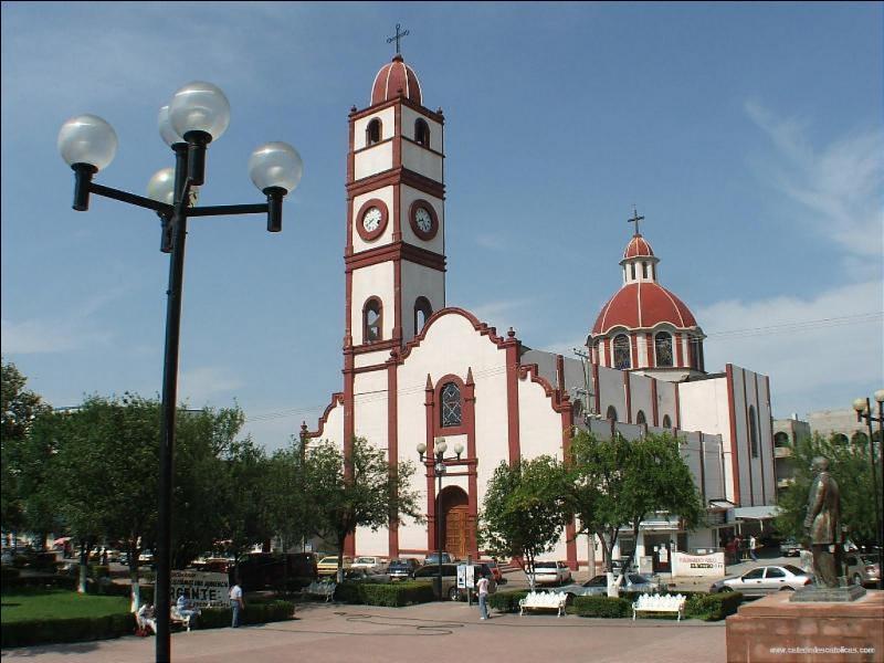 Où se situe la ville Ciudad Victoria ?