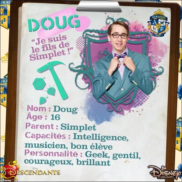 DESCENDANTS doug