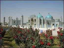 De quel pays Kaboul est-elle la capitale ?