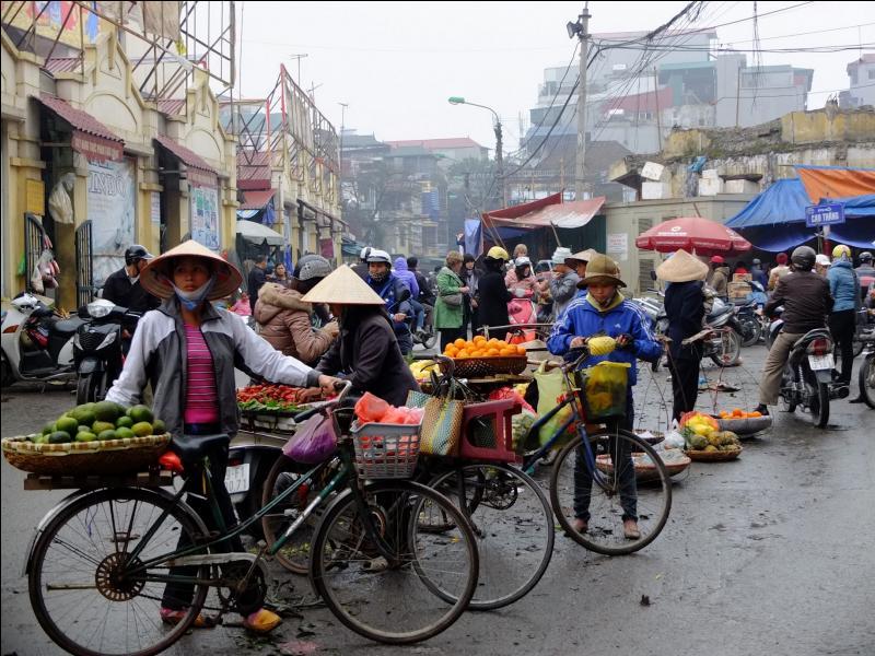 De quel pays Hanoï est-elle la capitale ?